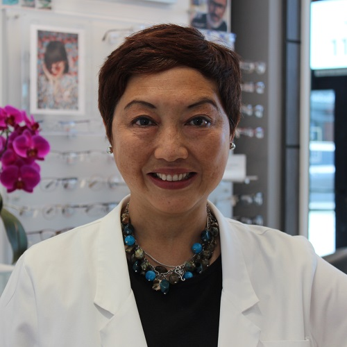 Dr. Eileen Lo, East Bay Vision Center Optometry